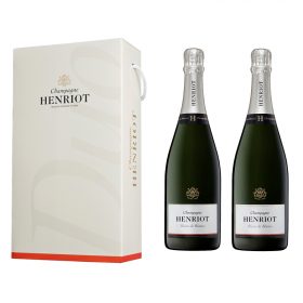 Coffret Duo-Pack Blanc de Blancs