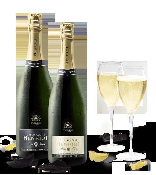 Découvrez nos Champagnes